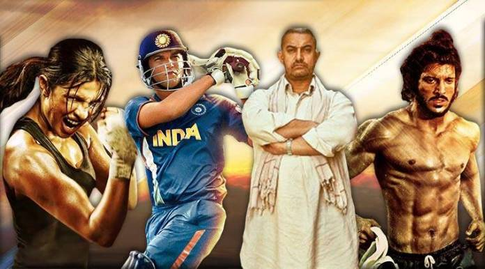 box office collection of bollywood sports biopics
