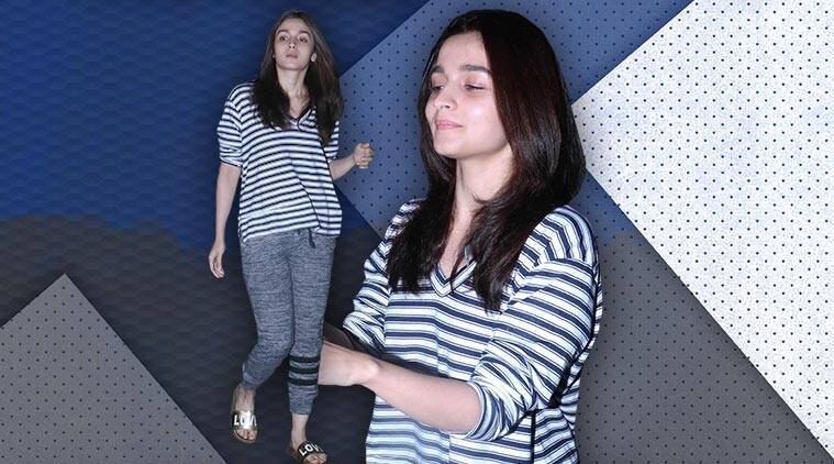 We are totally crushing on Alia Bhatts funky Love flip-flops