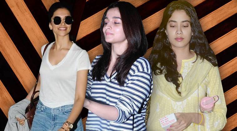 Bollywood Fashion watch for July 9: Deepika, Alia, Janhvi are our favourites