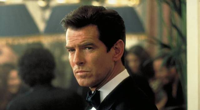 Pierce Brosnan 007 photos