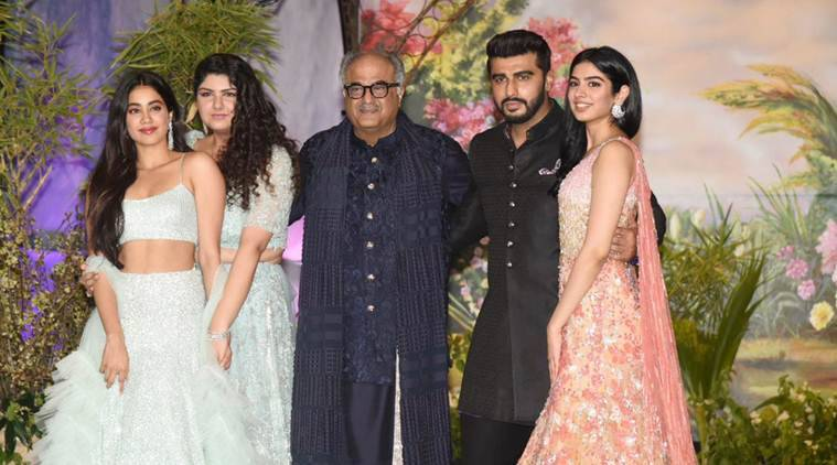 Boney Kapoor: I am glad that Arjun, Anshula, Janhvi and Khushi have come together