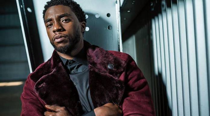 Chadwick Boseman to star in Russo brothers cop thriller