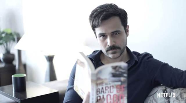 Emraan Hashmi becomes the face of Netflixs Bard ofBlood