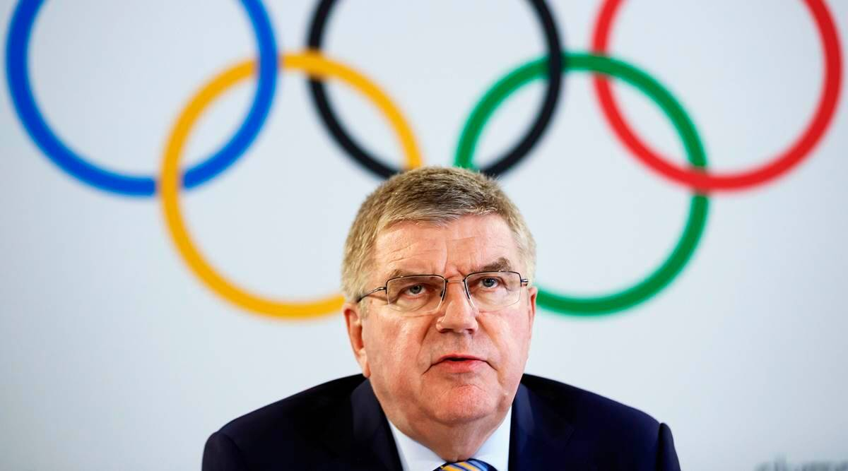 ioc fb Thomas Bach's Tokyo visit primed to be a reminder of long road ahead