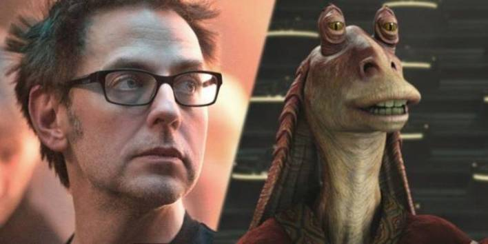 James Gunn asks Star Wars trolls to go to therapy