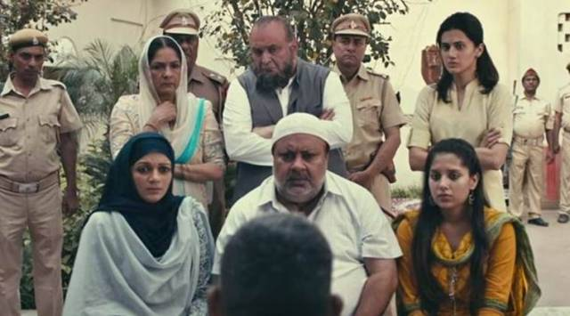 Mulk trailer: Rishi Kapoor and Taapsee Pannu fight against the system for justice
