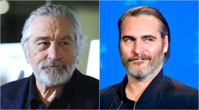Robert De Niro to join Joaquin Phoenixs Jokermovie?