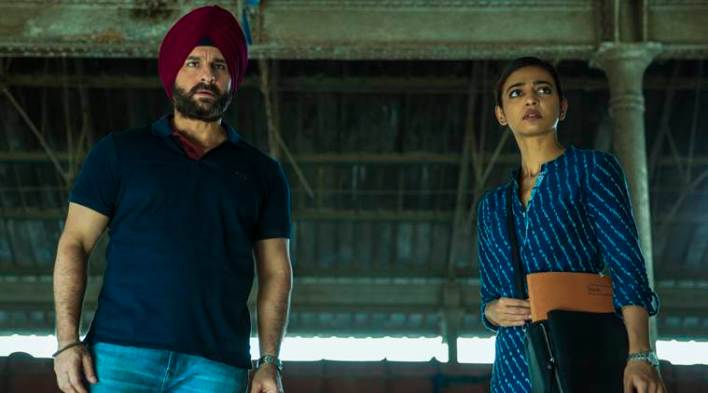 Sacred Games first impression: Saif Ali Khans Netflix series is intriguing enough to binge-watch