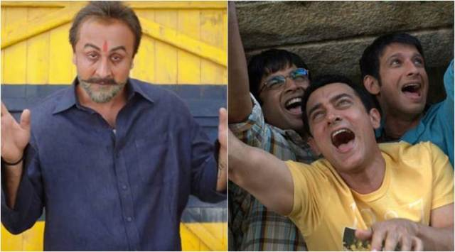 From Sanju to 3 Idiots: Movies in Rs 200 crore club