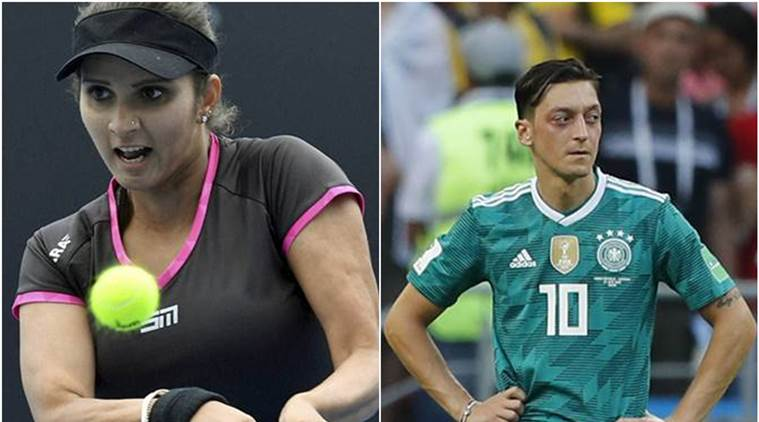 Sania Mirza supports Mesut Ozil's stance, says 'racism should not and will not beaccepted'
