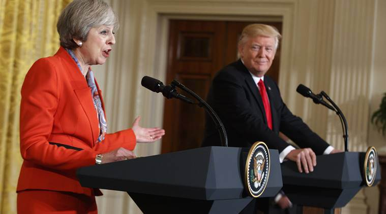Donald Trump blasts UK PM Theresa May's Brexit plan, says it puts trade deal in doubt