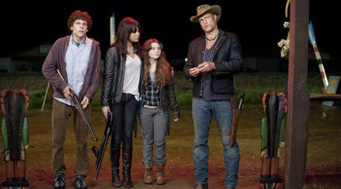 zombieland 2 confirmed by sony