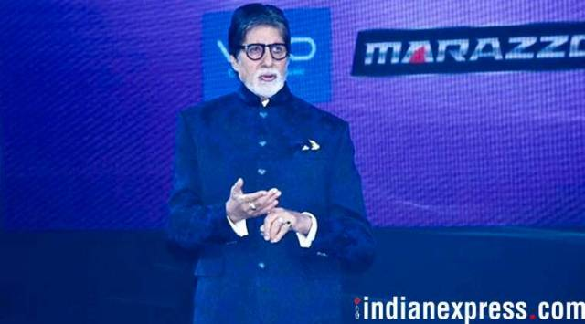 Amitabh Bachchan talks about paying off farmers loans and aiding martyrs families