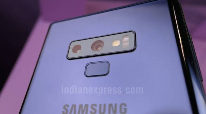 Samsung Galaxy Note 9 Vs Galaxy Note 8 What Has Changed Technology News The Indian Express