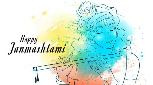 Happy Janmashtami 2018 Wishes Images, Quotes, Status, Pictures, Messages, SMS, Wallpaper, Greetings, Photos, Pics