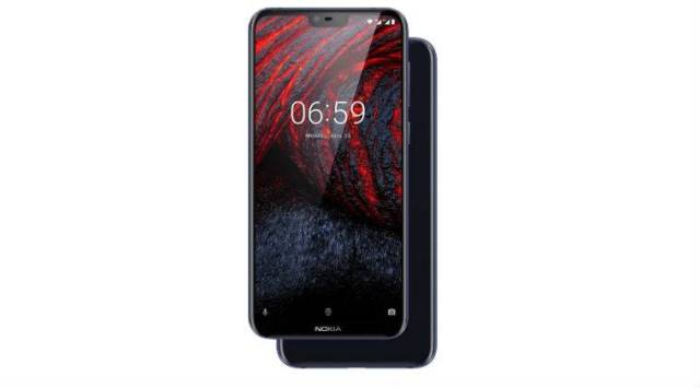 Image result for 8. NOKIA 6.1 Plus