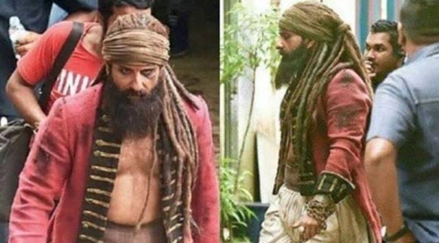 Saif Ali Khan looks quite menacing in the first look ofHunter