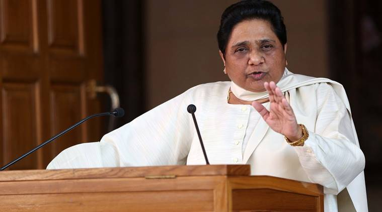 mayawati, BSP chief mayawati, SC judgment on job promotion, job promotion quota for SC ST, India News, Indian Express