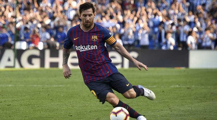 Champions League: Don't ask for Lionel Messi's shirt at halftime, PSV Eindhoven coach tells team
