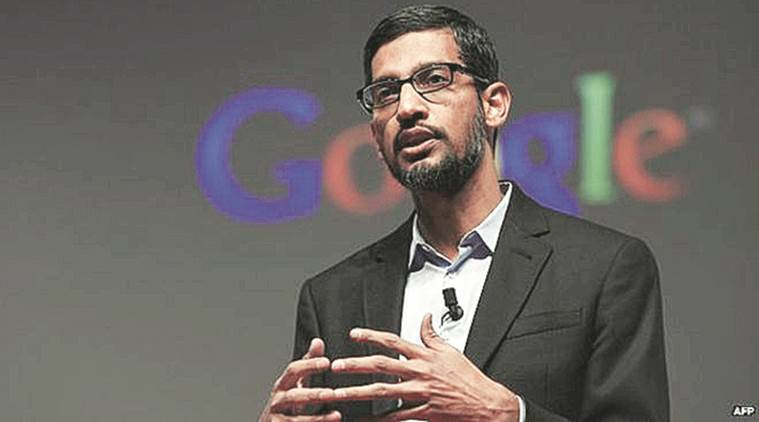 Google CEO Says Nationwide Virus Info Site to Launch Monday