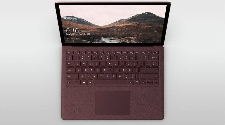 Microsoft Surface Laptop 2 could launch in black colour option
