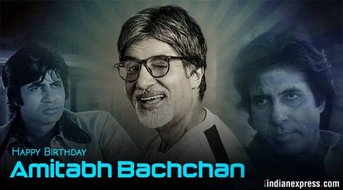 Happy birthday Amitabh Bachchan: A look back at 1975 and why it was a banner year for the Zanjeeractor
