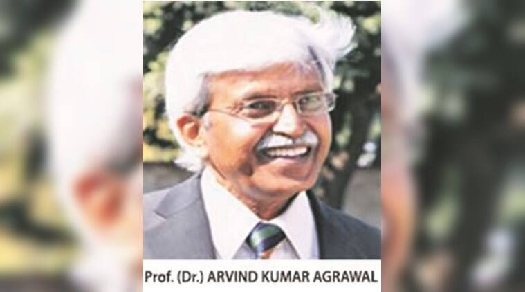Motihari V-C Arvind Agrawal resigns, asks to be relieved by mid-November