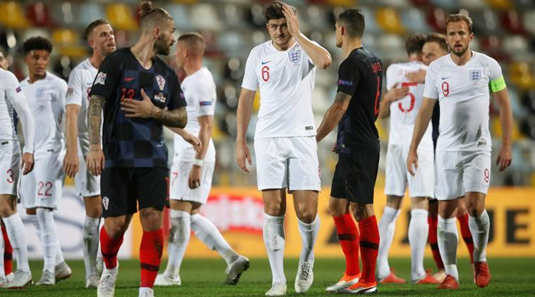 UEFA Nations League Roundup: England and Croatia play to a dull goalless draw