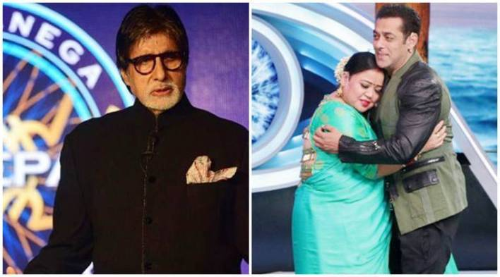 Most watched Indian TV shows: KBC 10 soars up the TRP charts, Bigg Boss 12 sees a major decline
