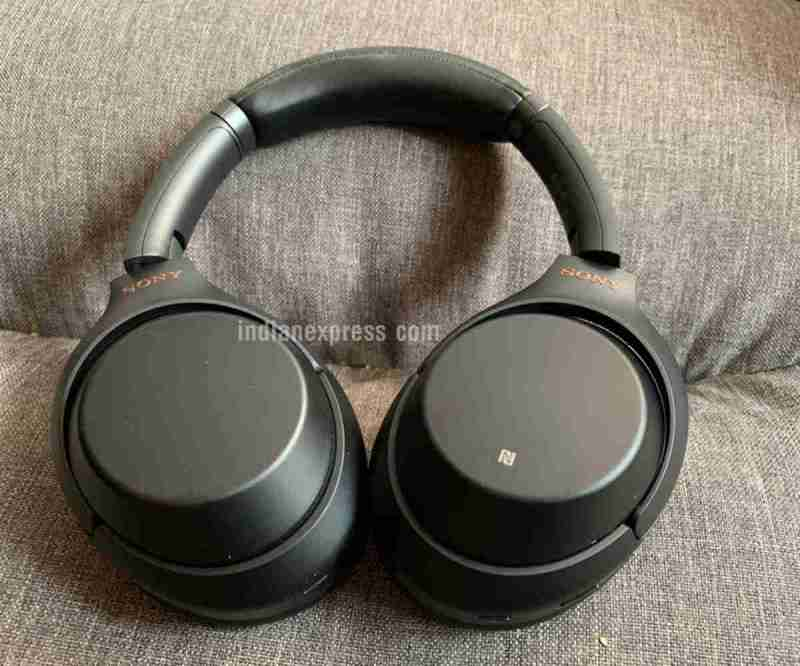 Sony WH-1000X M3, Sony WH-1000X M3 review, Sony WH-1000X M3 price in India, Sony WH-1000X M3 specifications, Sony WH-1000X M3 India sale, Sony WH-1000X M3 features, Sony noise canceling headphones, Sony WH-1000X M3 India launch, Sony headphones