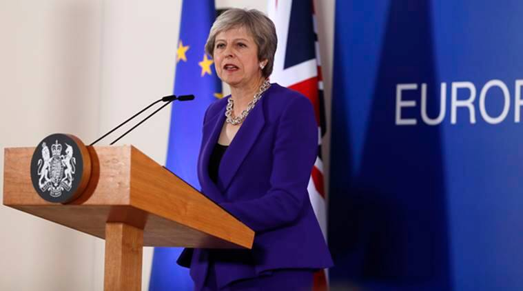 Theresa May loses a Minister as Brexit progress hits snags at home