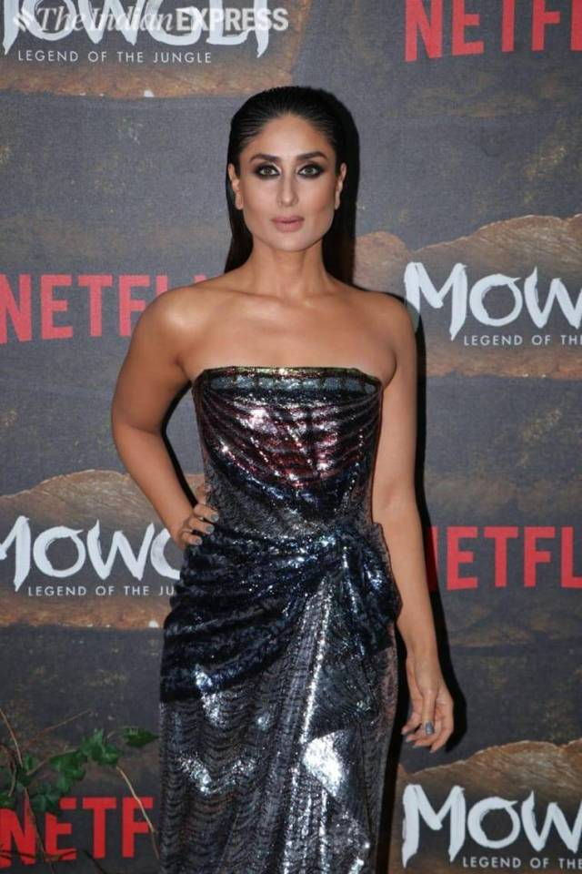 kareena kapoor mowgli world premiere