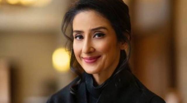Manisha 1200f Manisha Koirala shows support for Nepal's controversial new map