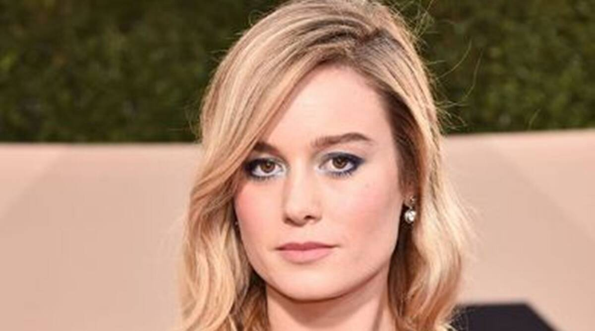 captain marvel star brie larson: it is scary to think of people