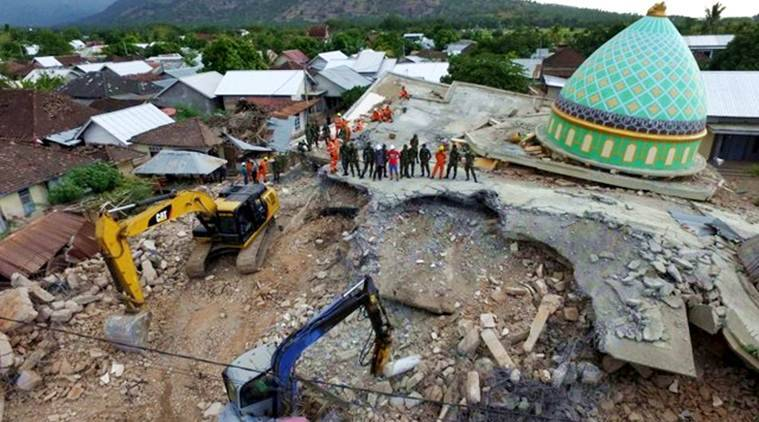 Indonesia was rocked by more than 11,000 earthquakes last ...