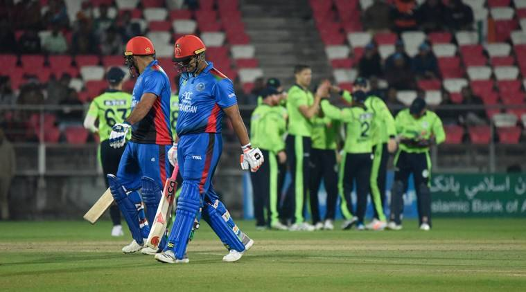 Afghanistan vs Ireland 1st T20 Highlights: Afghanistan win by 5 wickets    Sports News,The Indian Express