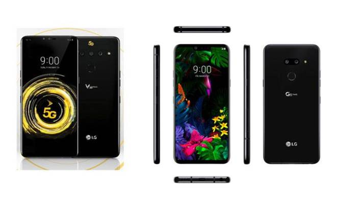 Lg G8 Thinq V50 Thinq To Get Dual Screen With New Flip Cover Report Technology News The Indian Express