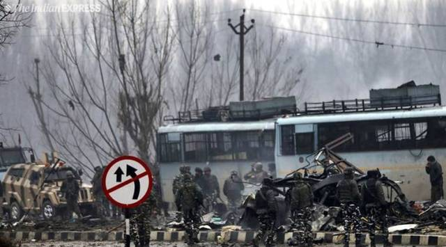 Pulwama attack, Pulwama attack parliament, Pulwama attack intelligence failure, Pulwama attack lok sabha, Pulwama attack J&K governor, Pulwama attack investigation