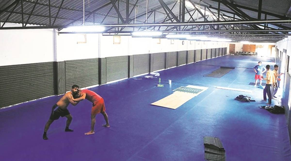 wrestling 1200 1 Wrestling nationals to be held at three venues for Covid safety