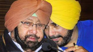 I was happy with the assembly, so was Sidhu: Amarinder Singh