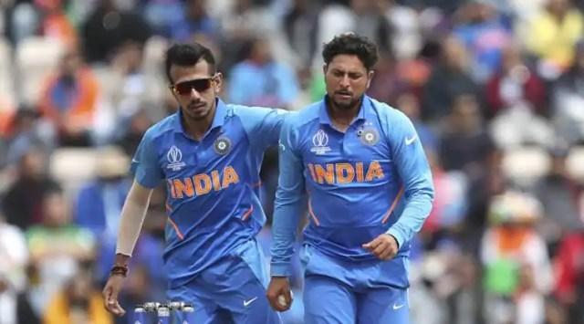 ICC World Cup 2019, Kuldeep Yadav, Yuzvendra Chahal, Kuldeep Yadav against England, india vs england, dhoni slow batting, ind vs eng, cricket news, world cup news