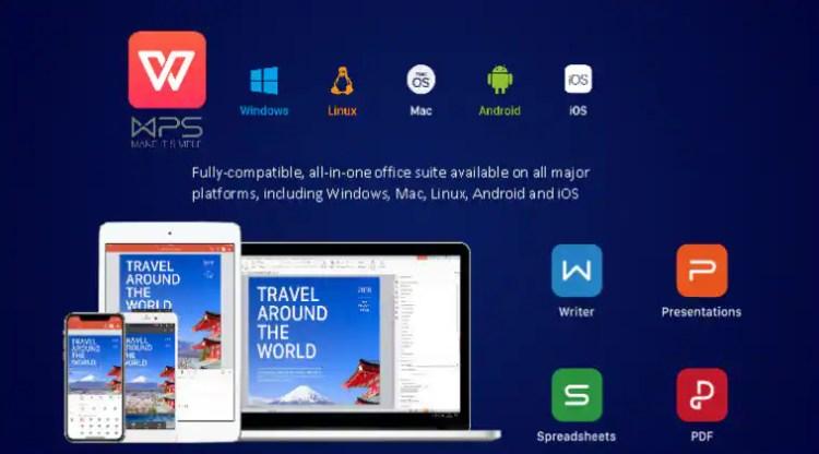 Hasil gambar untuk Download WPS Office 2020