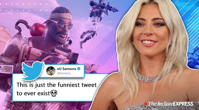 Fortnite fans troll Lady Gaga after she tweets asking