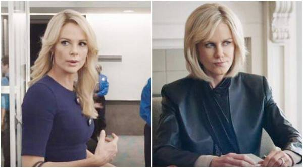 Bombshell new trailer: Charlize Theron, Nicole Kidman take on the controversial Roger Ailes case