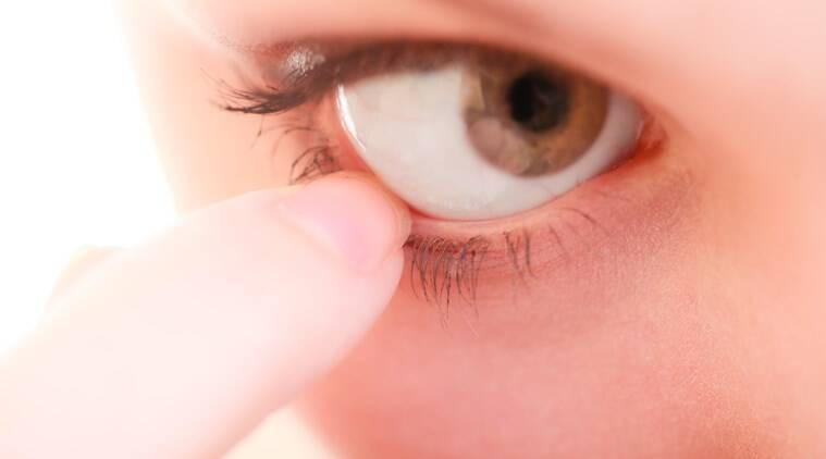 eye care, dry eyes, winter eye care, indianexpress.com, indianexpress, tear galnds, watery eyes, dry eyes condition, eye infections winter,