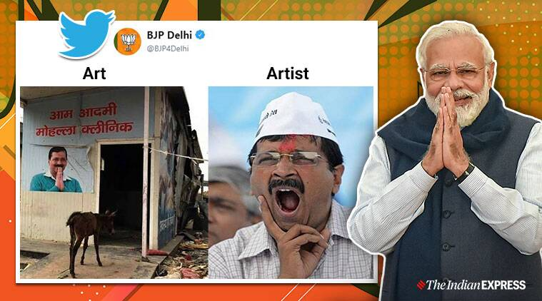 The Latest Art And Artist Meme Template Even Has The Bjp Using