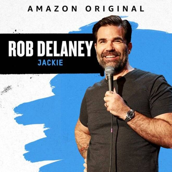 Rob Delaney's Jackie