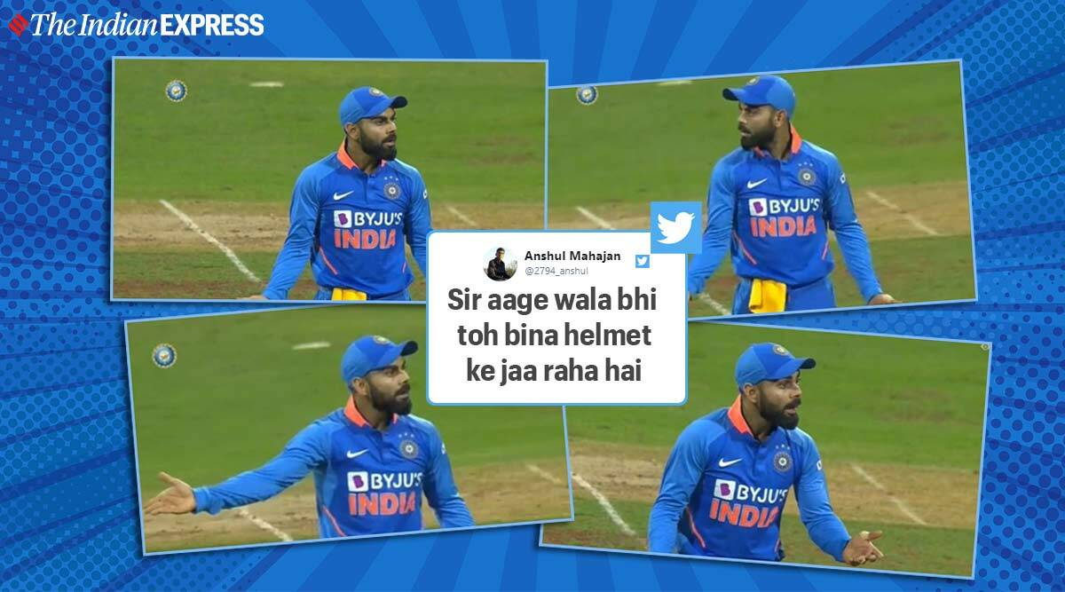 Virat Kohli S Reactions To Umpire S Decision During First