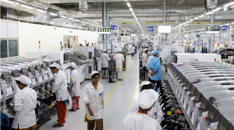 Apple, Samsung, India loan to Apple, India loan to Samsung, Foxconn, Foxconn plant India, mobile handsets, smartphone manufacturing India