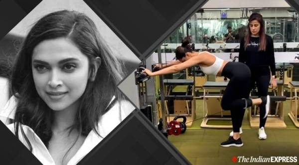 Deepika Padukone is doing this exercise to strengthen her glutes; watch video